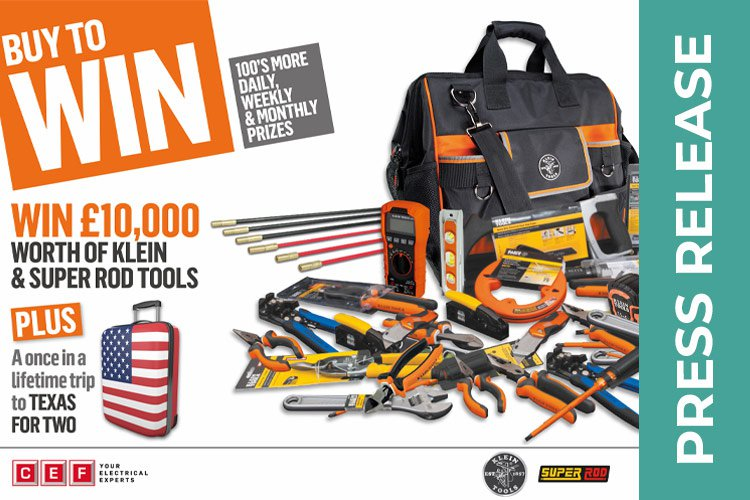 Klein and Super Rod Tools – Massive Summer Giveaway