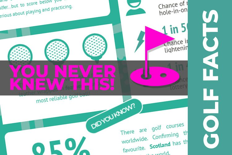 I never knew that about Golf!